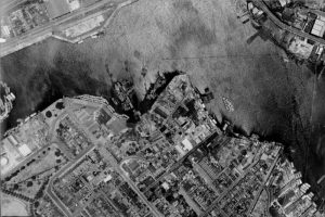 Aerial Photographic Survey 1949 Map 37 (source: City of Sydney Archives)