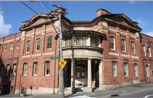 The former Albion St Children's Court (image: http://sydney-city.blogspot.com.au/)