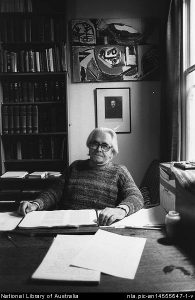 Bernard Smith, image from National Library of Australia