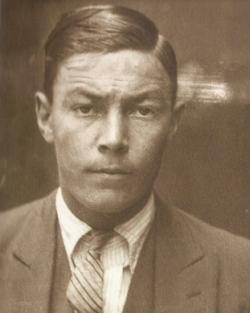 Chow Hayes 1930 (Photo: NSW Police Gazette)