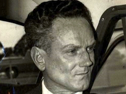 Darcy Dugan in 1965 (photo: www.dailytelegraph.com.au/)
