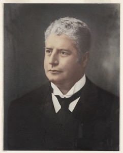 Edmund Barton, image from State Library of NSW
