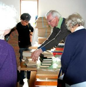 Artisans tour 2010: Floralegium bookshop