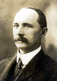 Follett Johns Thomas, who once lived at 1 Allen St. (Source: https://www.parliament.nsw.gov.au)