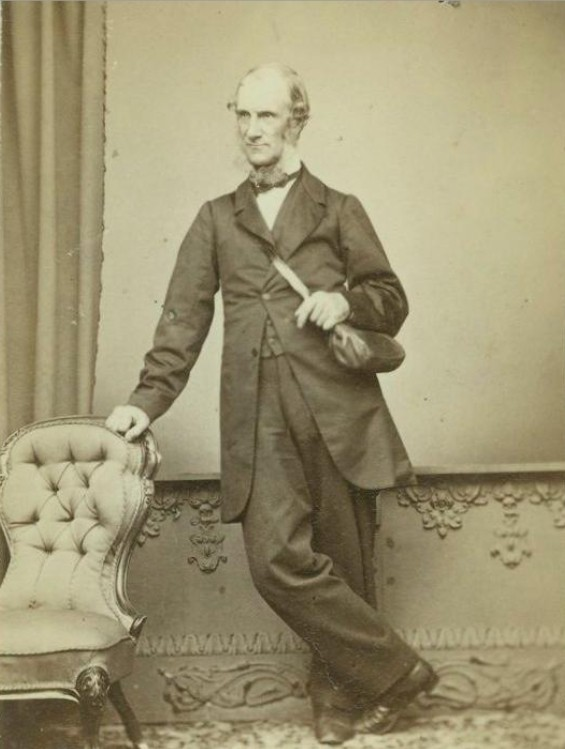John Foulis (image: State Library of Victoria)