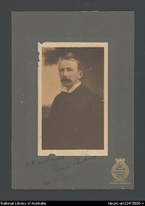 Francis Anderson, from the collection of National Library of Australia, nla.pic-an22410688