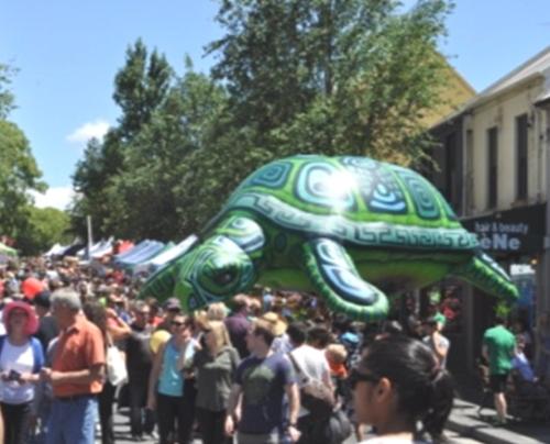 The 2014 Glebe Street Fair (images: Glebe Street Fair)