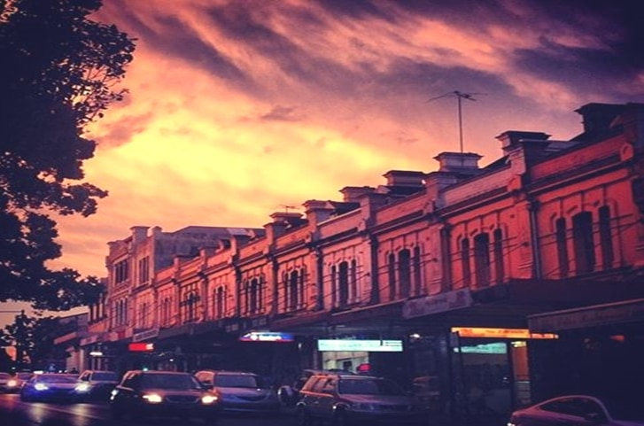 A Glebe sunset, October 2013 (image: A Simpson-Young). If you have a great image of Glebe or Forest Lodge, email to editor@glebesociety.org.au, and we'll try to include it in an upcoming edition of the Bulletin and online Gallery