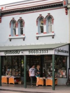 Gleebooks, 49 Glebe Point Road