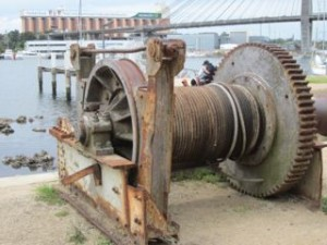 Harbour Lighterage Winch