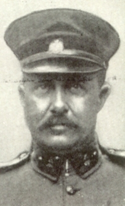 James McManamy (photo from Spirits of Gallipoli)