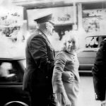 Meredith Burgmann, Australian anti-apartheid activist being arrested. (Image courtesy of 'Have You Heard from Johannesburg', Flickr.)
