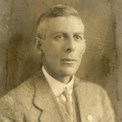 Glebe's mayor and pro-conscriptionist, Ralph Henry Willis Stone (Photo: Max Solling Collection) 5