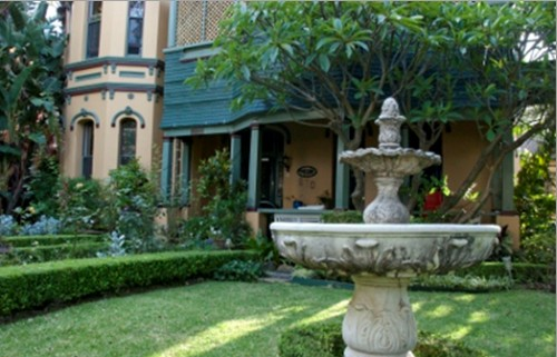 The property at 270 Glebe Point Rd that, from 1922 to 1983, housed the Royleston Home for Boys from 1922 to 1983. It is now and bed & breakfast. (Image: http://www.tripadvisor.com.au/)
