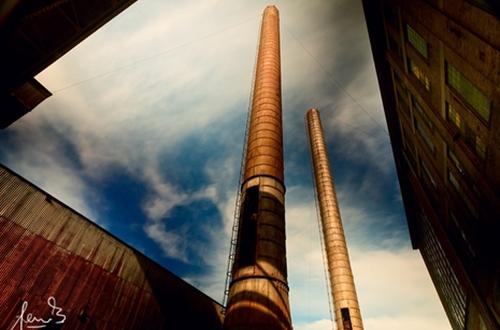 White Bay Power Station. (Source: Sacha Fernandez, Flickr)