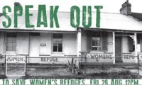 Womens Refuge Campaign