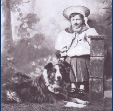 Fred Wood, Aged 3 (Image supplied by Anne Flood)