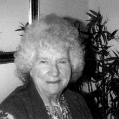 Hilda Booler (photo courtesy of the Booler Family)