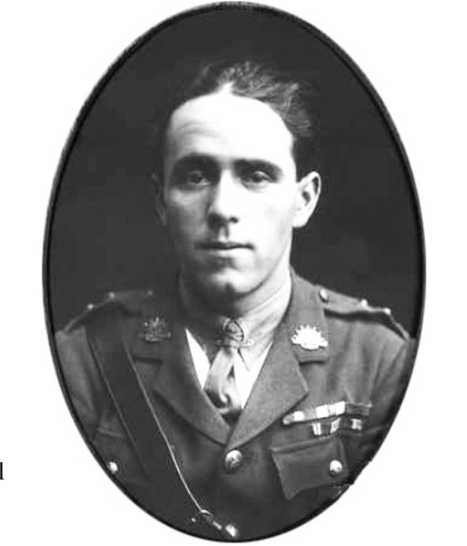 Joseph Maxwell VC, MC and bar, DCM