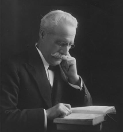 Reuben Peninton, 1930. (photo courtesy of Narelle Munro.)