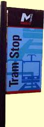 tramstopsign